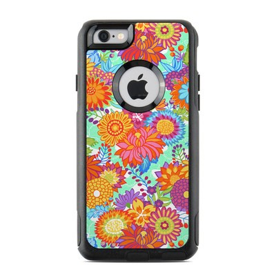 OtterBox Commuter iPhone 6 Case Skin - Jubilee Blooms