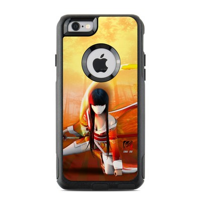 OtterBox Commuter iPhone 6 Case Skin - Kokeshi 4