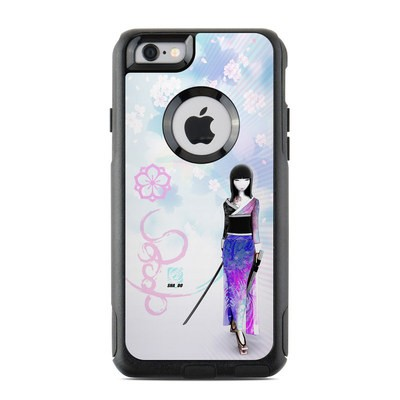 OtterBox Commuter iPhone 6 Case Skin - Kokeshi Haru