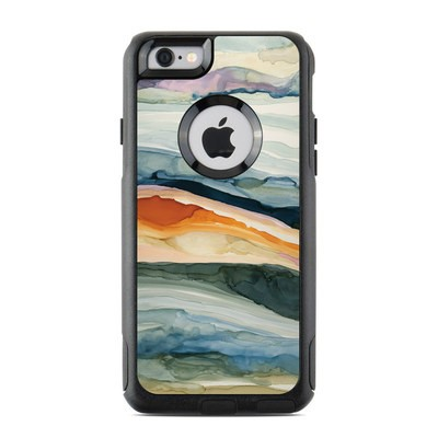 OtterBox Commuter iPhone 6 Case Skin - Layered Earth