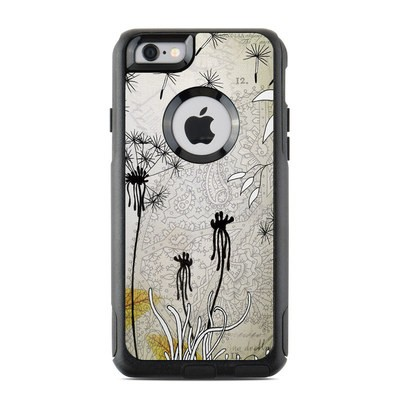 OtterBox Commuter iPhone 6 Case Skin - Little Dandelion
