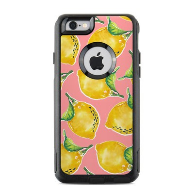 OtterBox Commuter iPhone 6 Case Skin - Lemon