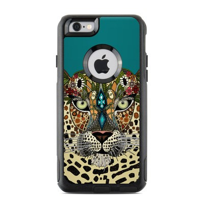 OtterBox Commuter iPhone 6 Case Skin - Leopard Queen