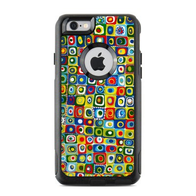 OtterBox Commuter iPhone 6 Case Skin - Line Dancing