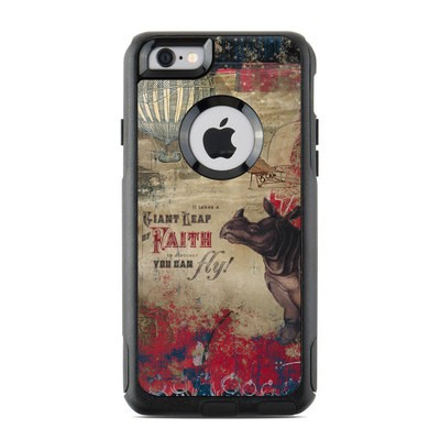 OtterBox Commuter iPhone 6 Case Skin - Leap Of Faith