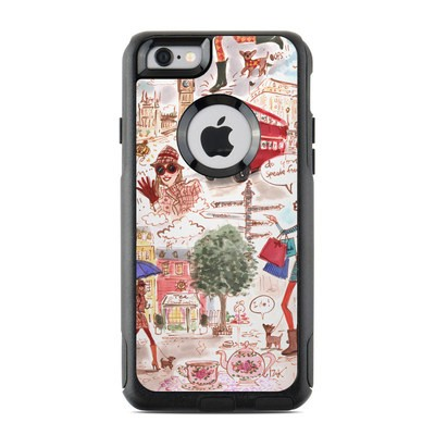 OtterBox Commuter iPhone 6 Case Skin - London