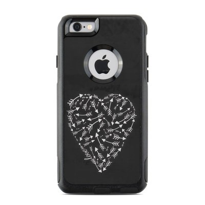 OtterBox Commuter iPhone 6 Case Skin - Love Me Not