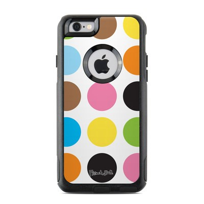 OtterBox Commuter iPhone 6 Case Skin - Multidot