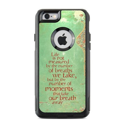 OtterBox Commuter iPhone 6 Case Skin - Measured