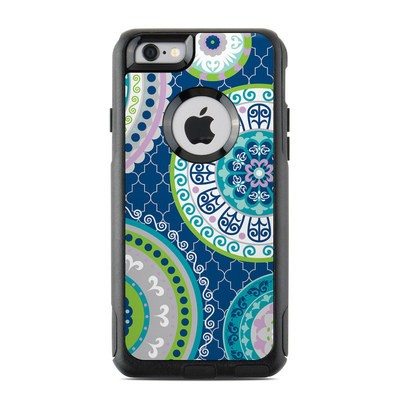 OtterBox Commuter iPhone 6 Case Skin - Medallions