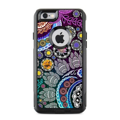 OtterBox Commuter iPhone 6 Case Skin - Mehndi Garden