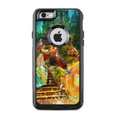 OtterBox Commuter iPhone 6 Case Skin - Midnight Fairytale