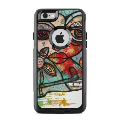 OtterBox Commuter iPhone 6 Case Skin - Mine