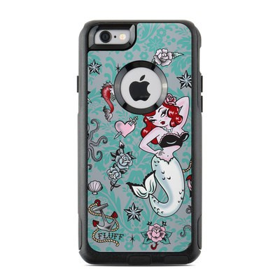 OtterBox Commuter iPhone 6 Case Skin - Molly Mermaid