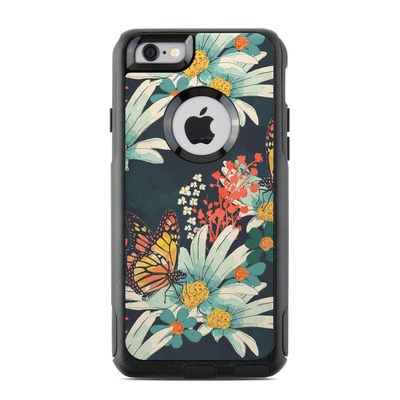 OtterBox Commuter iPhone 6 Case Skin - Monarch Grove