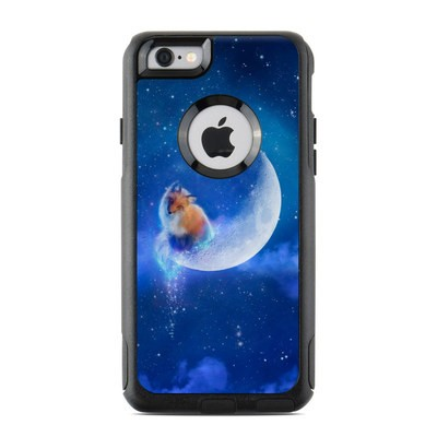 OtterBox Commuter iPhone 6 Case Skin - Moon Fox