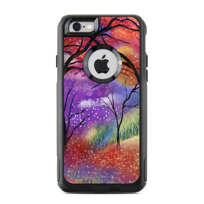 OtterBox Commuter iPhone 6 Case Skin - Moon Meadow