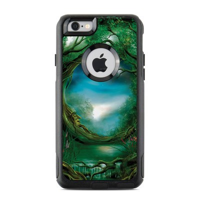 OtterBox Commuter iPhone 6 Case Skin - Moon Tree