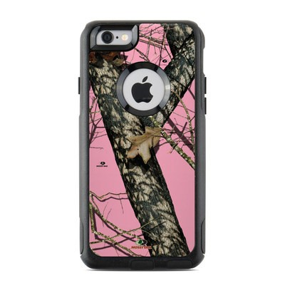 OtterBox Commuter iPhone 6 Case Skin - Break-Up Pink