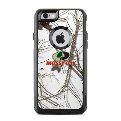 OtterBox Commuter iPhone 6 Case Skin - Break-Up Lifestyles Snow Drift