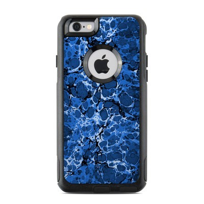 OtterBox Commuter iPhone 6 Case Skin - Marble Bubbles