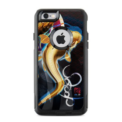 OtterBox Commuter iPhone 6 Case Skin - Namazu and Koi