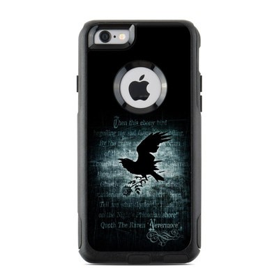 OtterBox Commuter iPhone 6 Case Skin - Nevermore