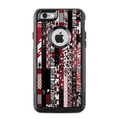 OtterBox Commuter iPhone 6 Case Skin - The Oath
