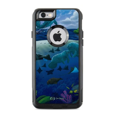 OtterBox Commuter iPhone 6 Case Skin - Oceans For Youth