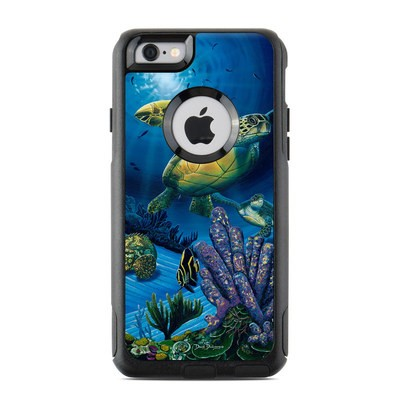 OtterBox Commuter iPhone 6 Case Skin - Ocean Fest