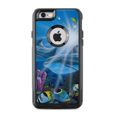 OtterBox Commuter iPhone 6 Case Skin - Ocean Friends