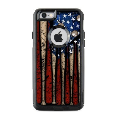 OtterBox Commuter iPhone 6 Case Skin - Old Glory
