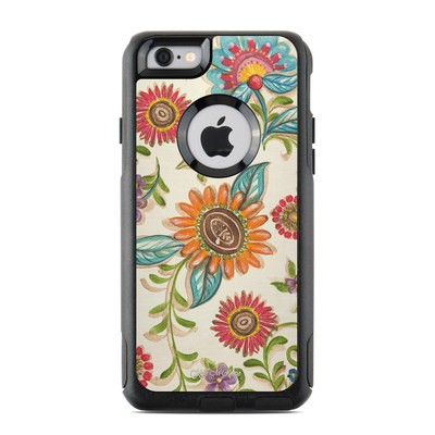 OtterBox Commuter iPhone 6 Case Skin - Olivia's Garden