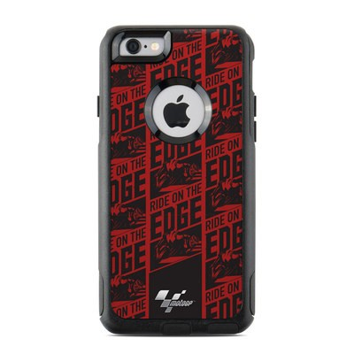 OtterBox Commuter iPhone 6 Case Skin - On the Edge