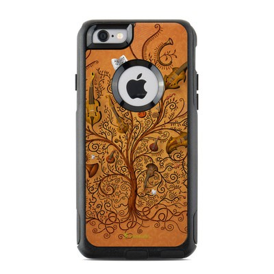 OtterBox Commuter iPhone 6 Case Skin - Orchestra