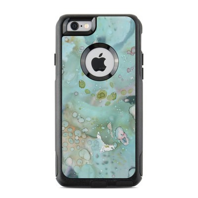 OtterBox Commuter iPhone 6 Case Skin - Organic In Blue
