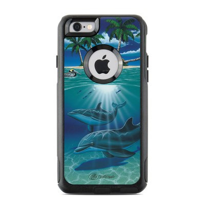 OtterBox Commuter iPhone 6 Case Skin - Ocean Serenity