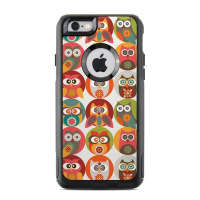 OtterBox Commuter iPhone 6 Case Skin - Owls Family