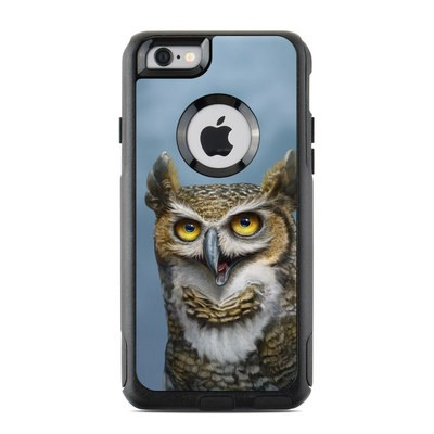 OtterBox Commuter iPhone 6 Case Skin - Owl Totem