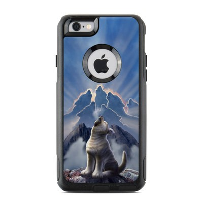 OtterBox Commuter iPhone 6 Case Skin - Leader of the Pack