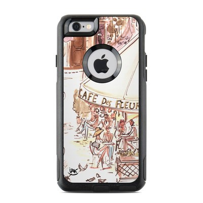 OtterBox Commuter iPhone 6 Case Skin - Paris Makes Me Happy
