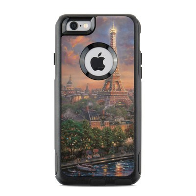 OtterBox Commuter iPhone 6 Case Skin - Paris City of Love