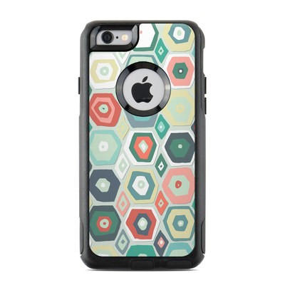 OtterBox Commuter iPhone 6 Case Skin - Pastel Diamond