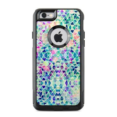 OtterBox Commuter iPhone 6 Case Skin - Pastel Triangle