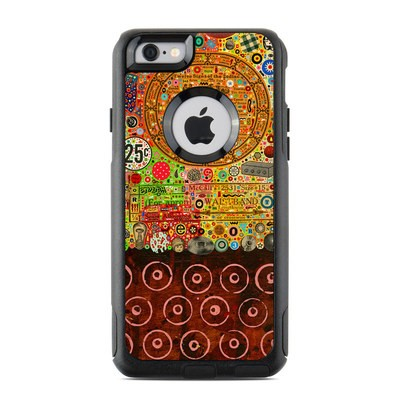 OtterBox Commuter iPhone 6 Case Skin - Percolations