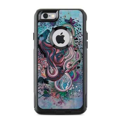 OtterBox Commuter iPhone 6 Case Skin - Poetry in Motion