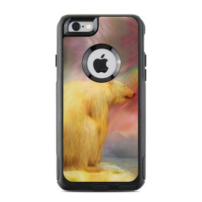 OtterBox Commuter iPhone 6 Case Skin - Polar Bear