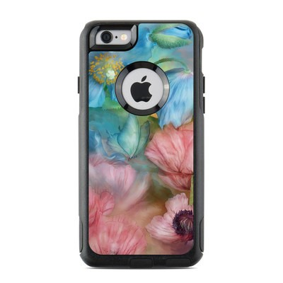 OtterBox Commuter iPhone 6 Case Skin - Poppy Garden