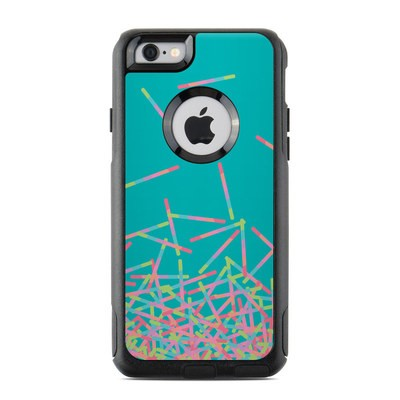 OtterBox Commuter iPhone 6 Case Skin - Pop Rocks Wands