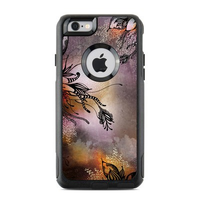 OtterBox Commuter iPhone 6 Case Skin - Purple Rain